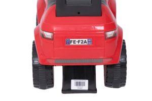 Pealeistutav laste tõukeauto Land Rover