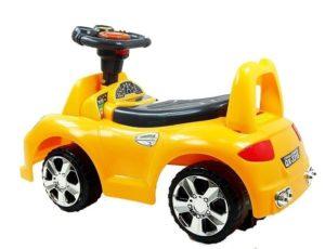"""Pealeistutav tõukeauto lapsele """"Rider"""""""