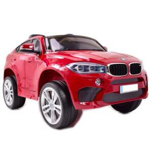 BMW X6 elektriauto