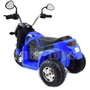 Laste elektrimootorratas – Chopper light