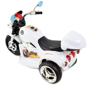 Laste elektrimootorratas – Chopper