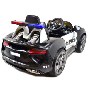 Politsei elektriauto lapsele