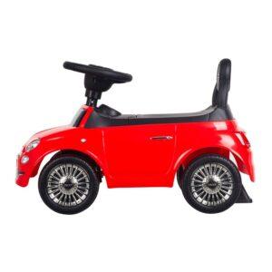 Pealeistumisauto lastele Fiat 500