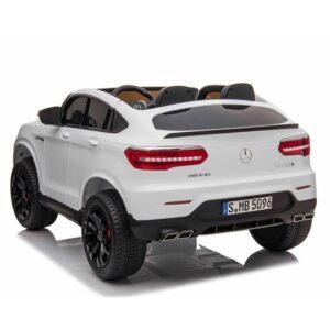 Mercedes GLC63, 4×4 pärlmutter
