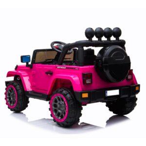 Jeep Sandy 4×4 limiteeritud värv!