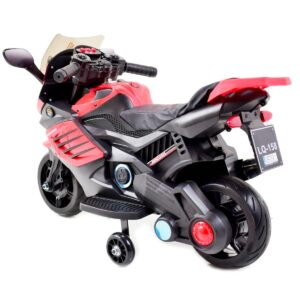 Laste elektrimootorratas Motorek 158