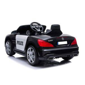 Mercedes SL500 politse elektriauto, ERIHIND!