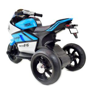 Laste elektrimootorratas – Moto V6