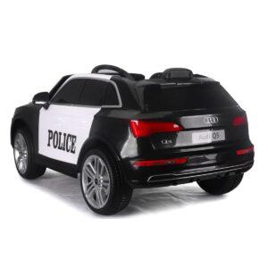Audi Q5 uus mudel, politsei