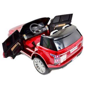 Range Rover Sport 4×4, MP4