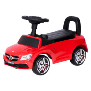 Pealeistutav laste tõukeauto Mercedes AMG sinine