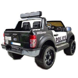 Jeep Ford Raptor Politsei