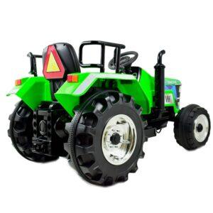 Laste traktor Mega roheline