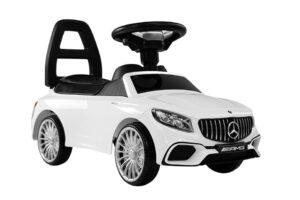 Pealeistutav laste tõukeauto Mercedes S65 AMG