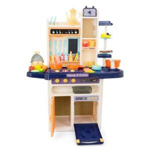 Plastikust laste mänguköök, koos tarvikutega