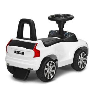 Pealeistutav laste tõukeauto Volvo, uus mudel!