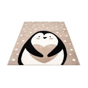 "Lastetoa vaip ""Armas pingviin"" beez"