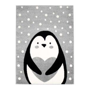 """Lastetoa vaip """"Armas pingviin"""" hall"""