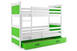 "Narivoodi ""RICO"" roheline 90×200"