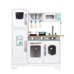 Puidust mänguköök XXL, pesumasinaga
