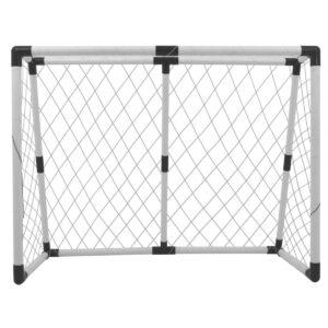 Suur jalgpalli värav lapsele