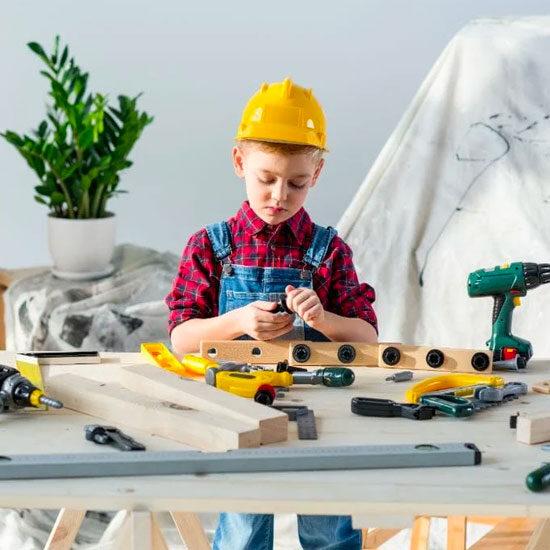 Ehitamise mänguasjad