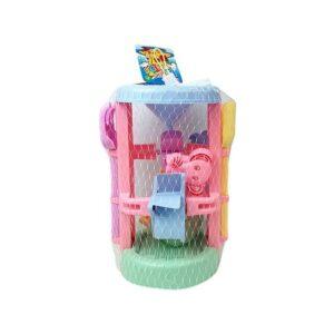 Eksootilised liivakasti mänguasjad