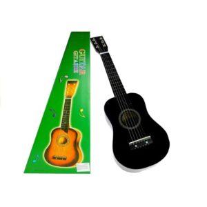"""Klassikaline puidust kitarr """"Must"""""""