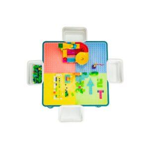 Lego klotside laud koos stardipakiga