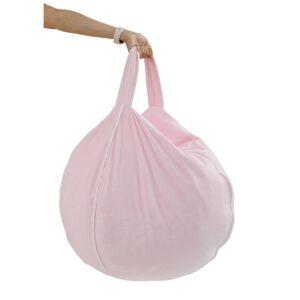 """Kott-tool velvetist """"Mull"""" roosa"""