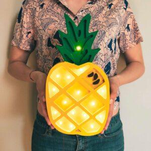 "Lastetoa lamp ""Ananass"""
