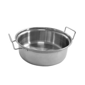 Söögivalmistamise tarvikud metallist, 23tk