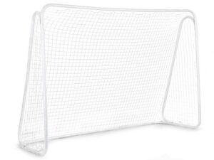 Suur jalgpalli värav sihtimismatiga